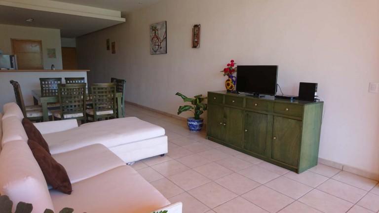 la apartments 2 bedroom. Apartment with 2 bedrooms on ground floor at La Joya Huanacaxtle rental