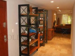 Spacious furnished 2 bed apartment rental on the ground floor at Dalila Isla Palmares