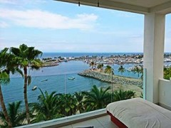 2 bedroom beachfront condo for lease nearby Marina Riviera Nayarit, La Cruz