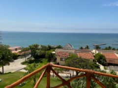 Apartment rental with oceanview and easy beach access at Palma building, Punta Esmeralda Riviera Nayarit
