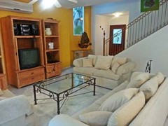 Vacation rental villa for six people at Punta Pelicanos, beachfront location